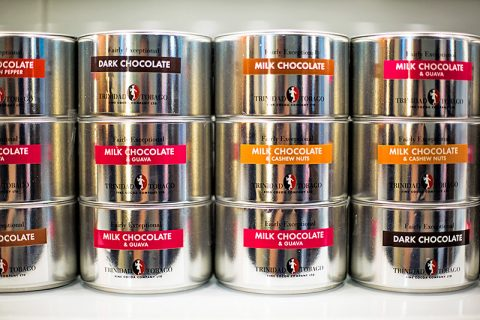 TT Fine Cocoa Company Launch Chocolate Steel Pan Tins at London Chocolate Week