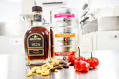 TT Fine Cocoa Company | Partnership with Angostura