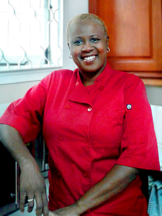 Chef Marilyn Sandy