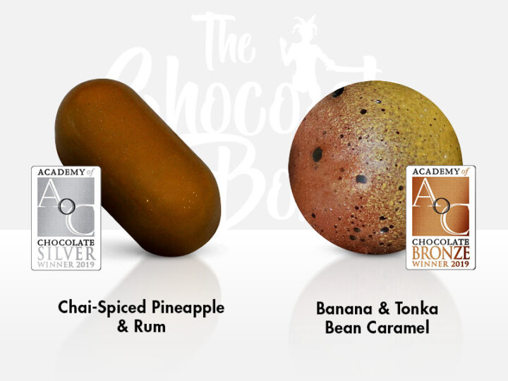 Our Truffles Are Award-Winning!