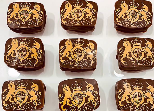 Truffles Fit for A Queen