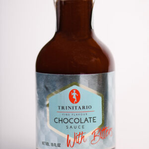 Trinitario Chocolate Sauce with Bitters